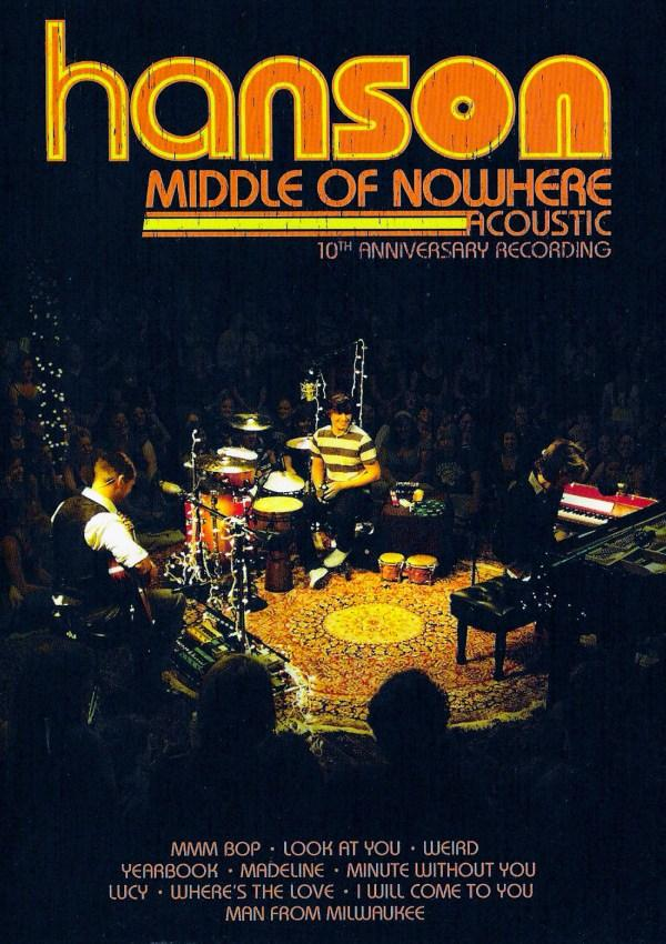Hanson – Middle of Nowhere Acoustic (2007) [DVD5]