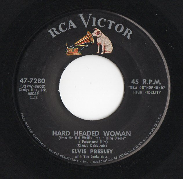 Hard Headed Woman / Don't Ask Me Why Hardheadedwoman43kj8z