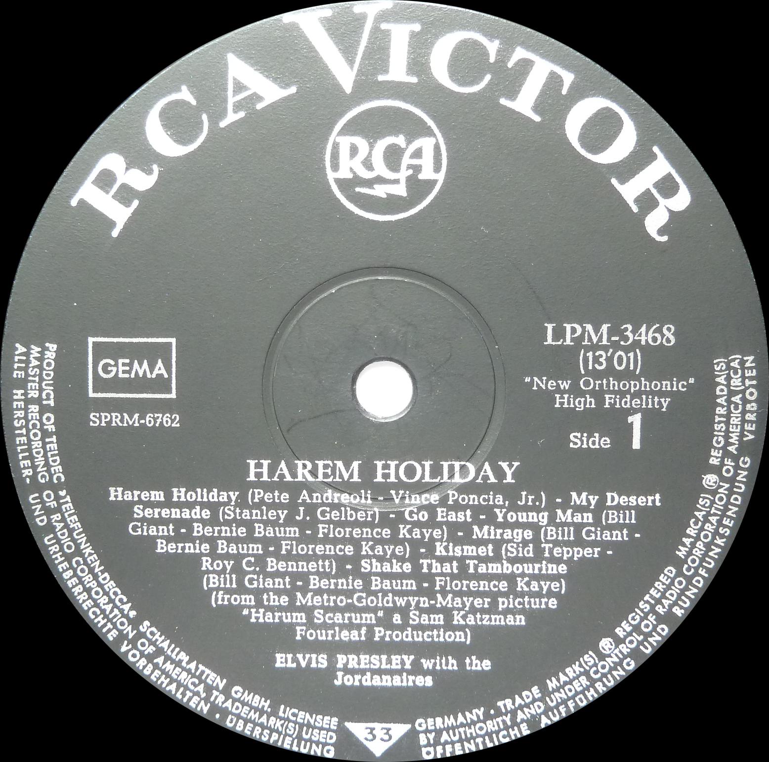 HAREM HOLIDAY Harem65lpmside1mvuxm