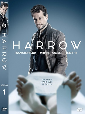 Harrow - Stagione 1 (2018) (Completa) HDTV ITA AC3 x264 mkv Harrowseason1dvdcoverifi8u