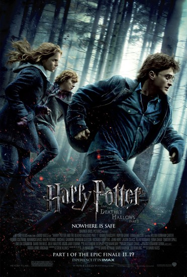 Harry Potter and the Deathly Hallows Part 1 2010 1080p BluRay x264-nikt0