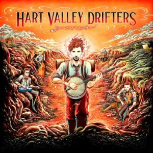Hart Valley Drifters (Jerry Garcia) - Folk Time (2016)