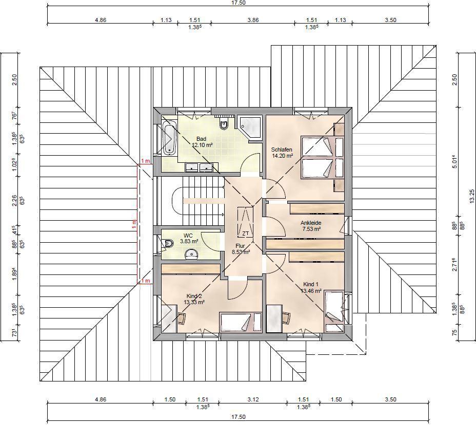 neubau efh kfw 40 plus ir heizung oder w rmepumpe. Black Bedroom Furniture Sets. Home Design Ideas