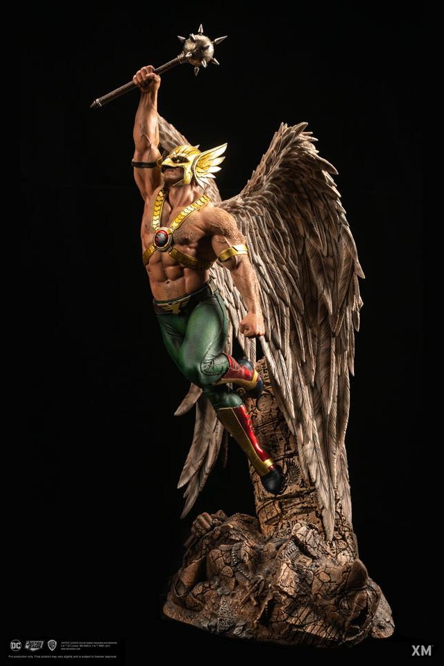 Premium Collectibles : Hawkman 1/6 Hawkman_001c2km0