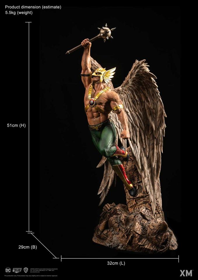 Premium Collectibles : Hawkman 1/6 Hawkman_002aa8kkb
