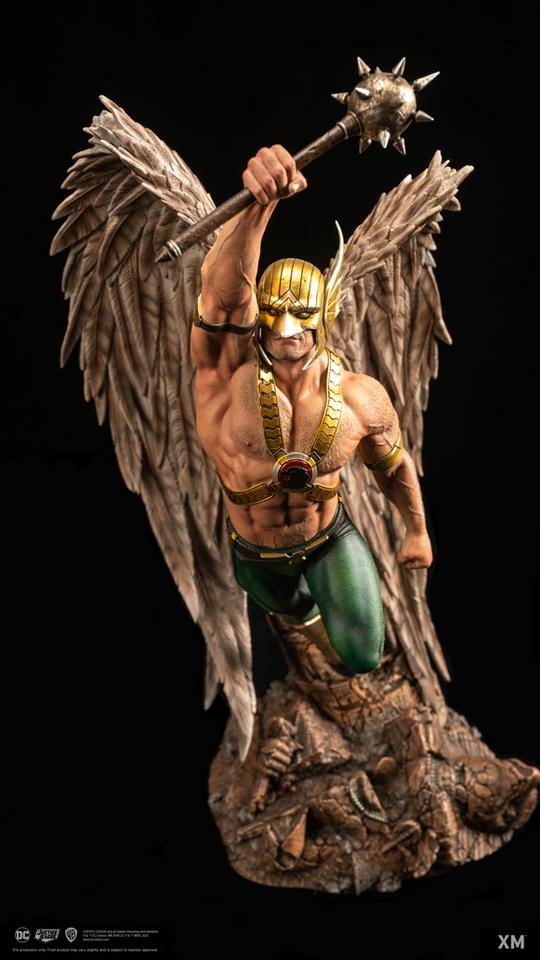 Premium Collectibles : Hawkman 1/6 Hawkman_009aikqt