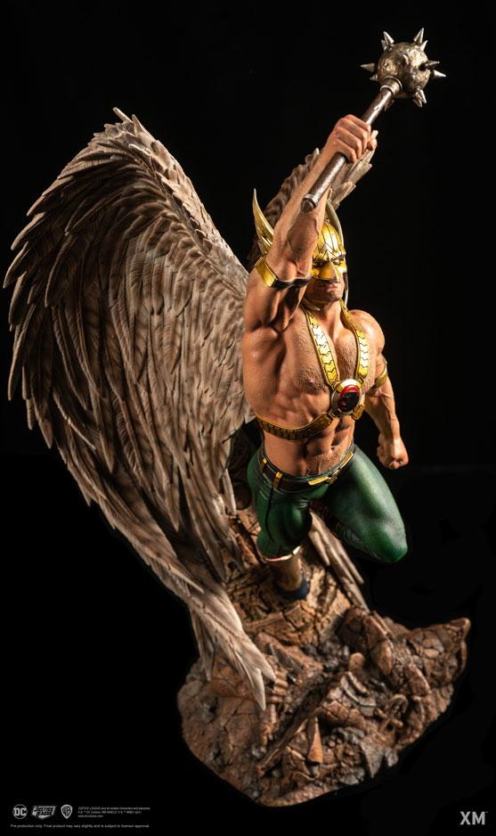 Premium Collectibles : Hawkman 1/6 Hawkman_010cxj6n