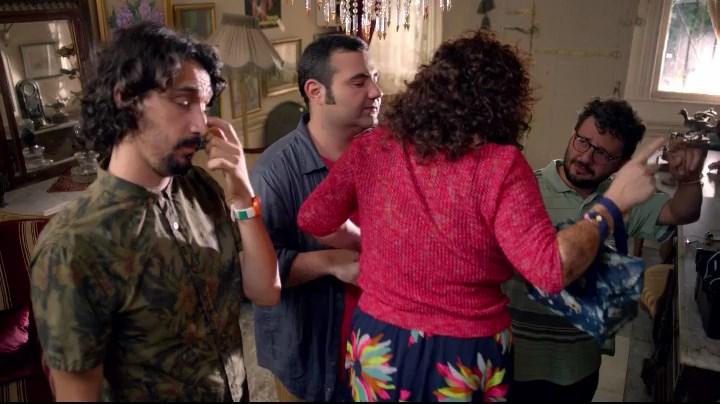 Hayalet Dayı - 2015 - HDRip XviD - 1080p - WEB-DL - Yerli Film - Sansürsüz - Tek Link