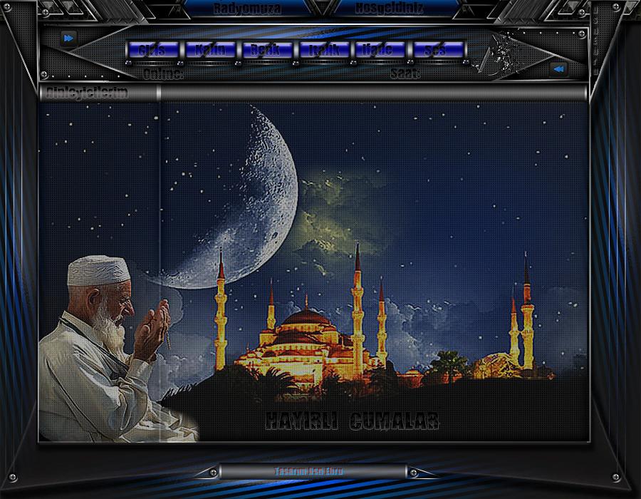 Dsn Ebru,dini tema,flatcast tema, radyo tema, islami tema, hayırlı cuma tema, fcp,2