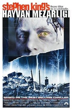 Hayvan Mezarlığı - 1989 Türkçe Dublaj BRRip indir