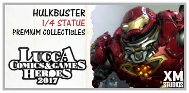 XM Studios: Italy Lucca Comics & Games 2017 - November 01-05 Hbnew2sjlma