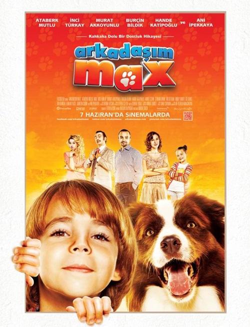 Arkadaşım Max Film indir