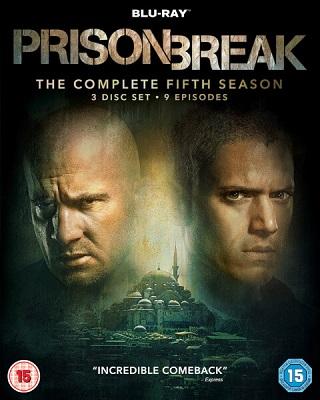 Prison Break - Stagione 5 (2017) (Completa) BDMux 720p ITA ENG AC3 x264 mkv