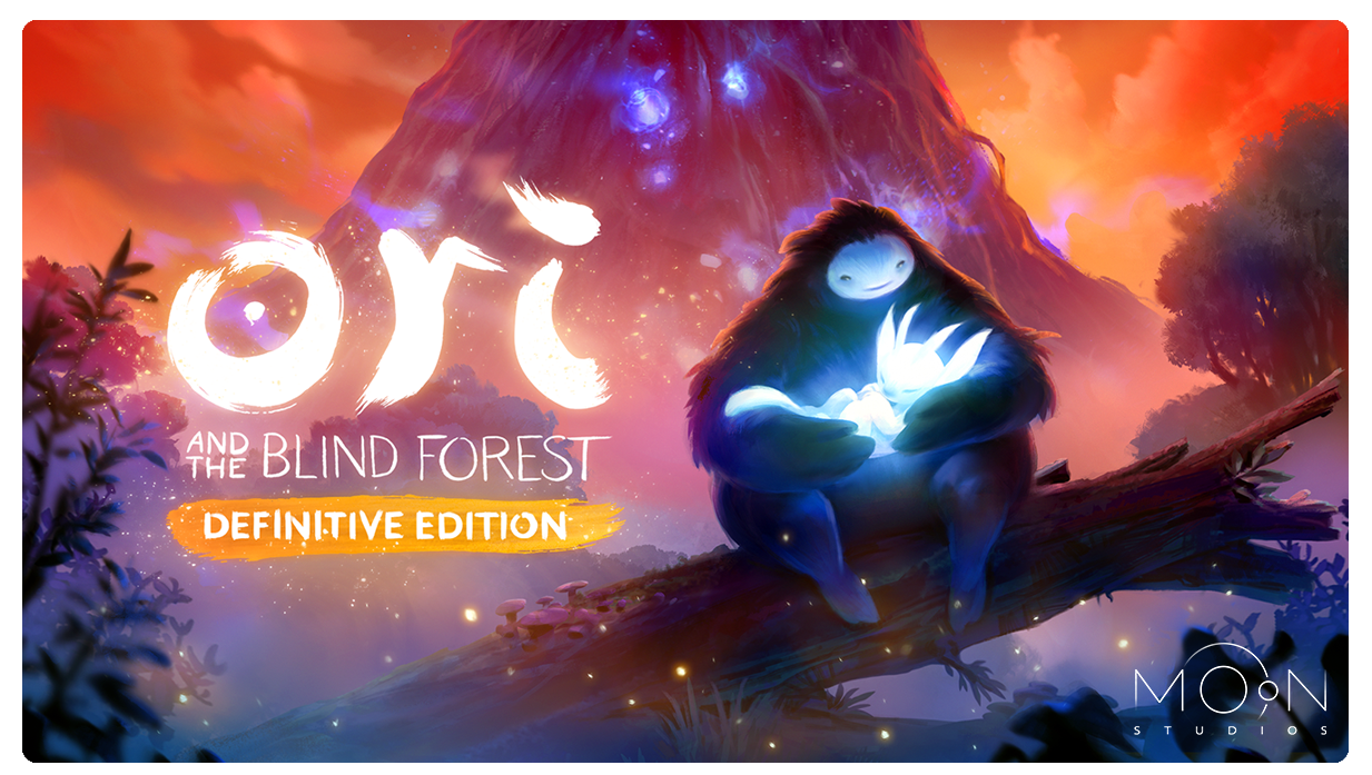 Ori And The Blind Forest Definitive Edition Ot Mourning Wood