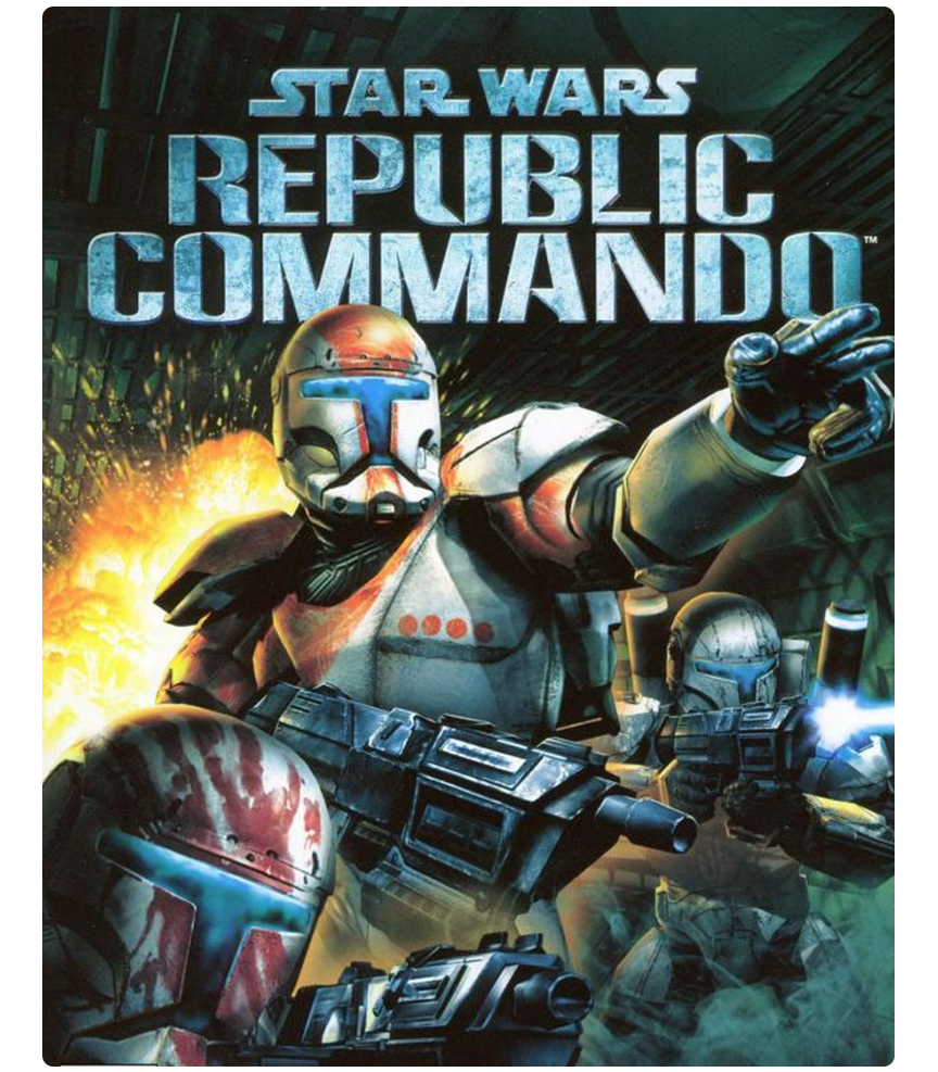 Star Wars Republic Commando Order 66 Book