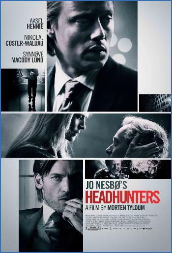 Headhunters 2011 BluRay 1080p DTS-HD MA5 1 x265 10bit-BeiTai