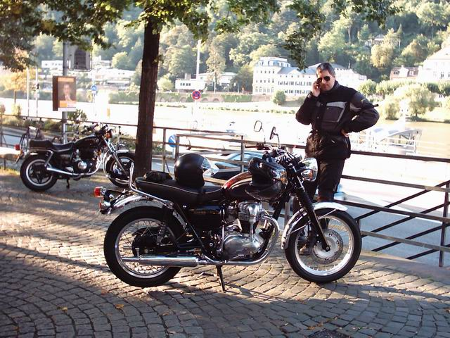 picload.org access required - Motorradtour nach Heidelberg 2005