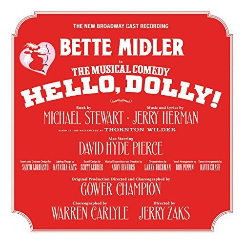Hello, Dolly! (New Broadway Cast Recording) (2017)