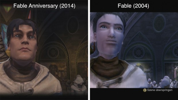 Castlevania: Lords of Shadow 2 vs Fable Anniversary