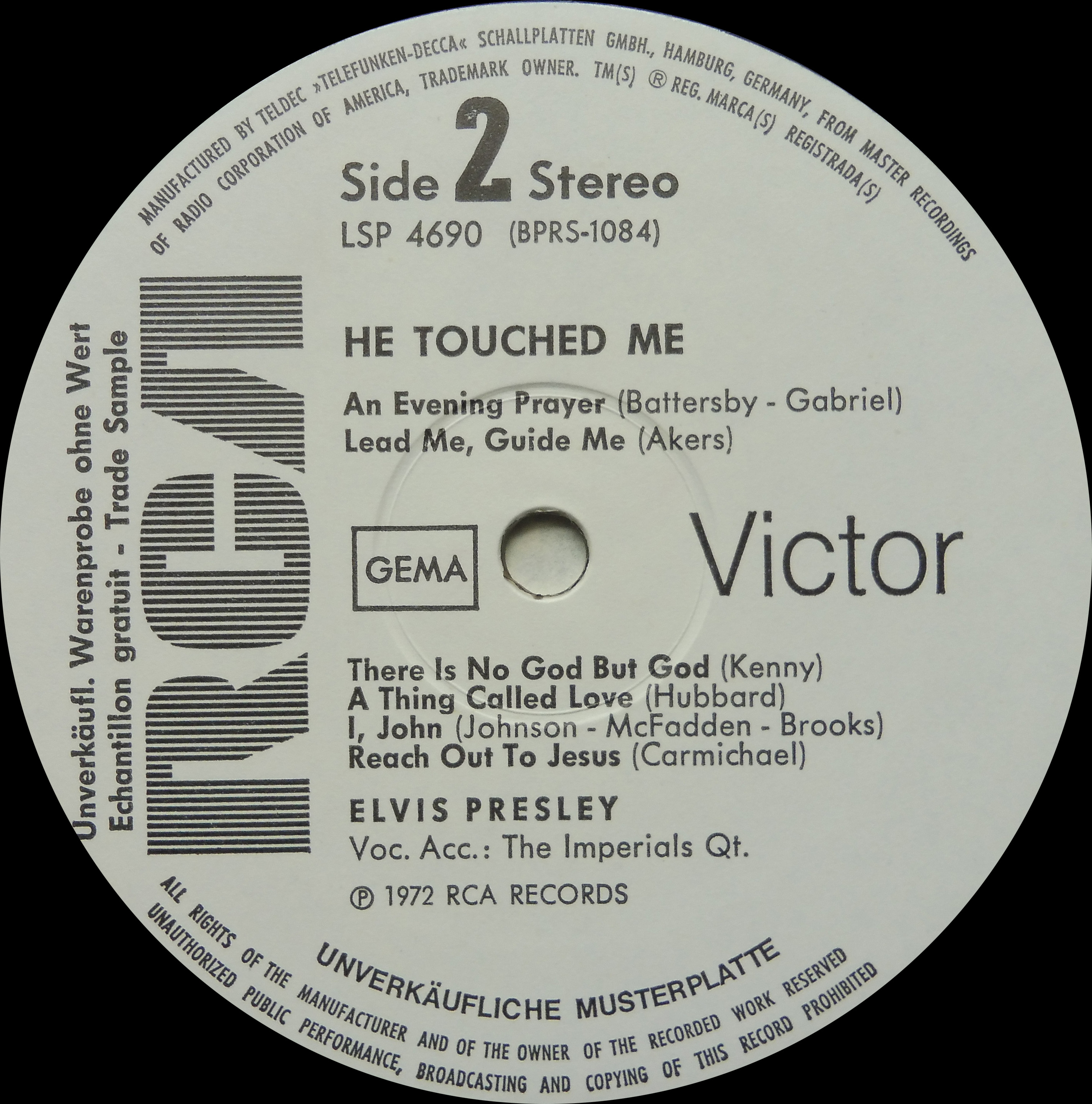 HE TOUCHED ME Hetouchedme72promo_si70jwk