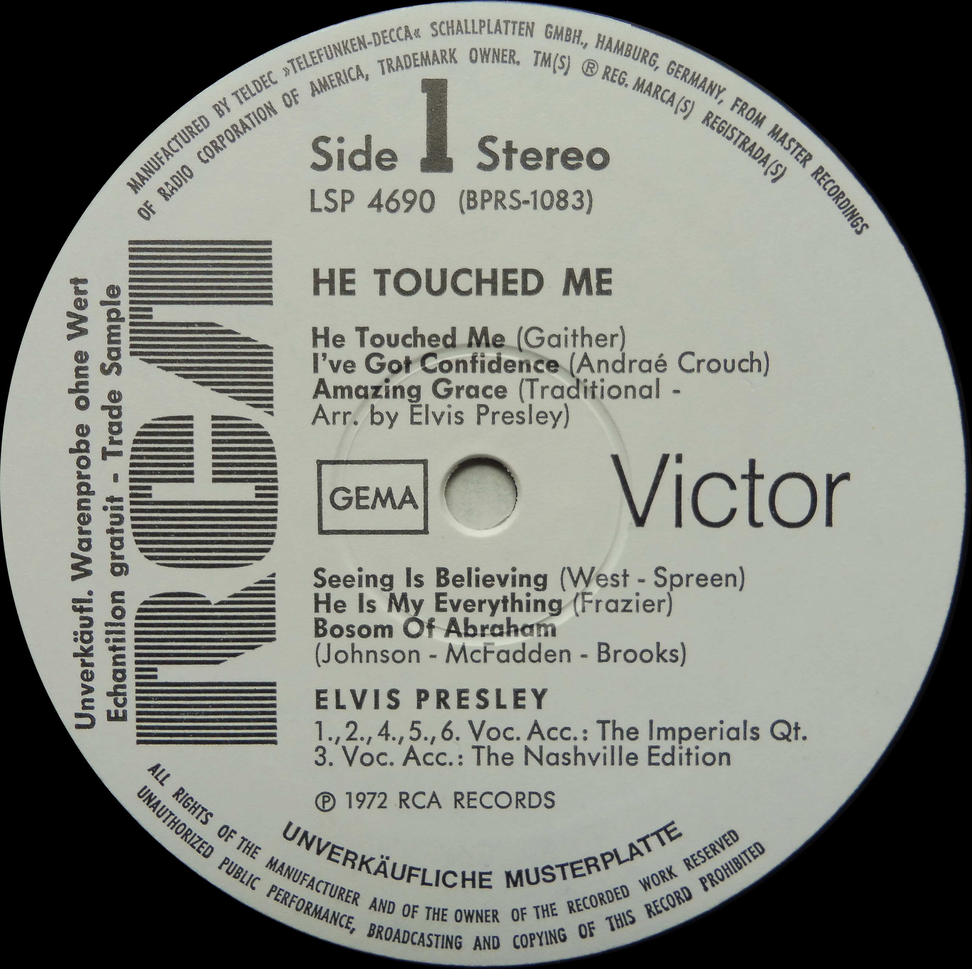 HE TOUCHED ME Hetouchedme72promo_sidrj00