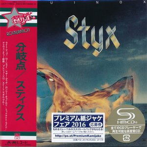 Styx – Equinox [Japan Mini LP SHM-CD] (2016) Album (MP3 320 Kbps)