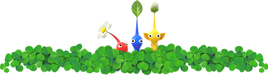 Red Pikmin Likes It Hot Fights Dirty Yellow To Get High Digs The Electric Bogaloo Blue Never Gets Sad Loves Bathe In Your
