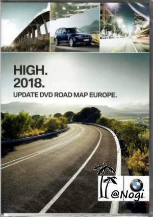 bmw navigation update dvd road map europe high 2018. Black Bedroom Furniture Sets. Home Design Ideas