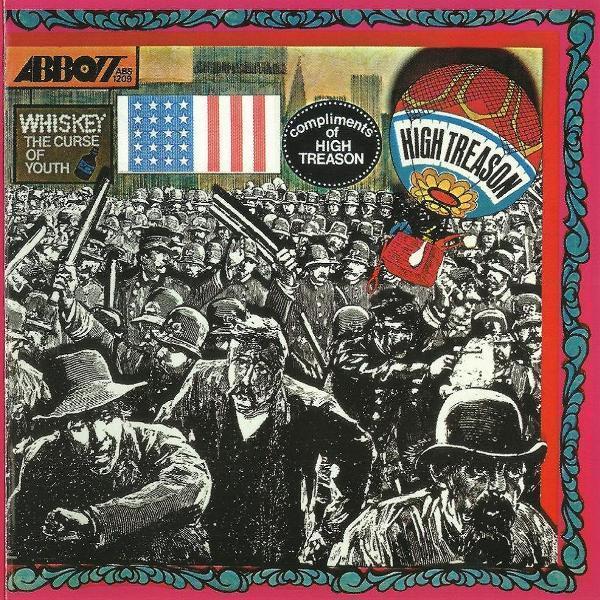 High Treason - High Treason (1969) [FLAC]