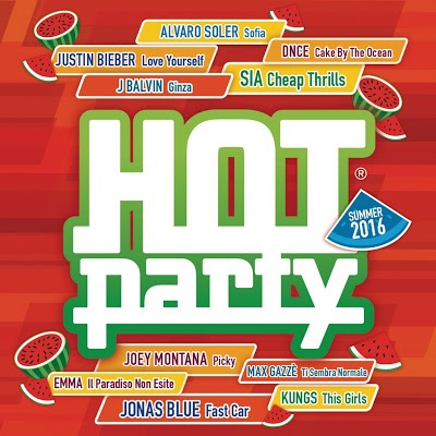 Hot Party Summer 2016 (2016) .mp3 - 320kbps