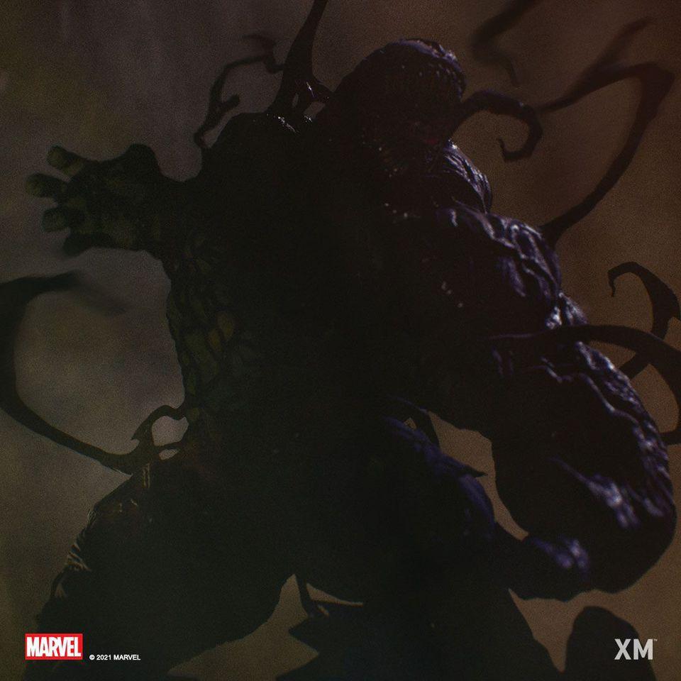 Premium Collectibles : Venom Hulk 1/4 Statue Hlxdvfx40jjsy