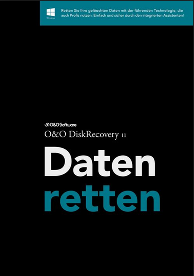 O&O  DiskRecovery 11.0.17 TechEdition German - 32/64 Bit