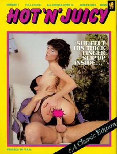 Cover: Hot and Juicy
