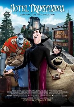 Hotel Transylvania - 2012 Türkçe Dublaj BRRip indir