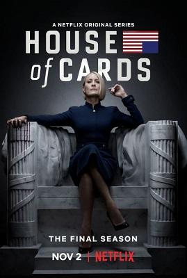 House Of Cards - Stagione 6 (2018) (Completa) WEBMux 1080P ITA ENG DD5.1 x264 mkv