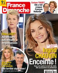France Dimanche #3623 Du 5 au 11 F�vrier 2016
