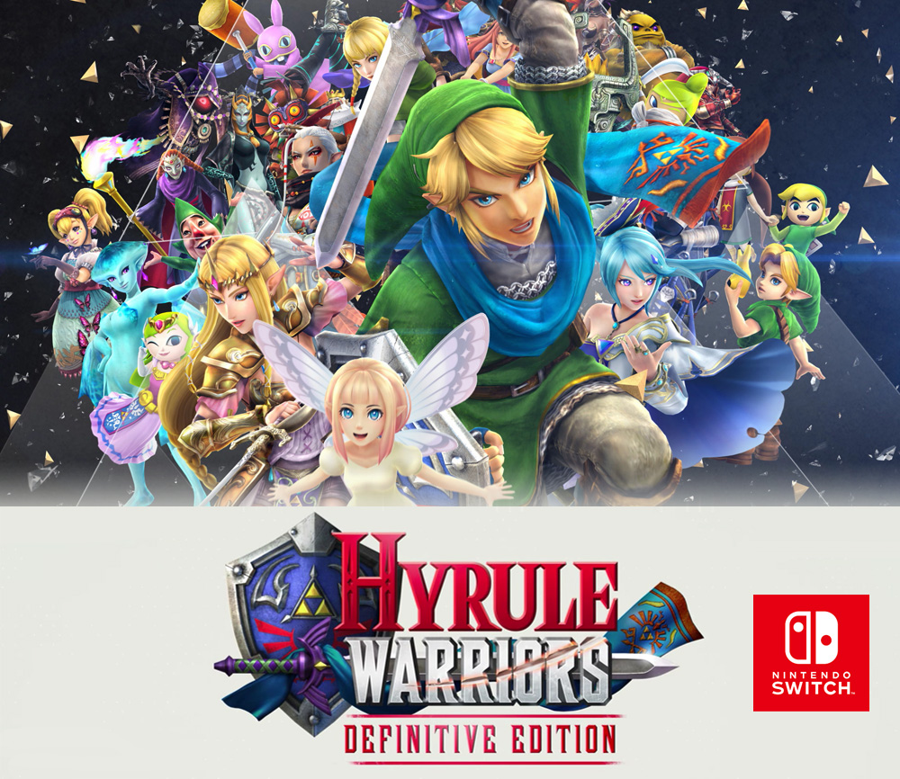 hyrule warriors how to play split screen switch