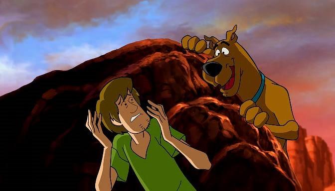 Scooby Doo Phantosaur Efsanesi Ekran Görüntüsü 2