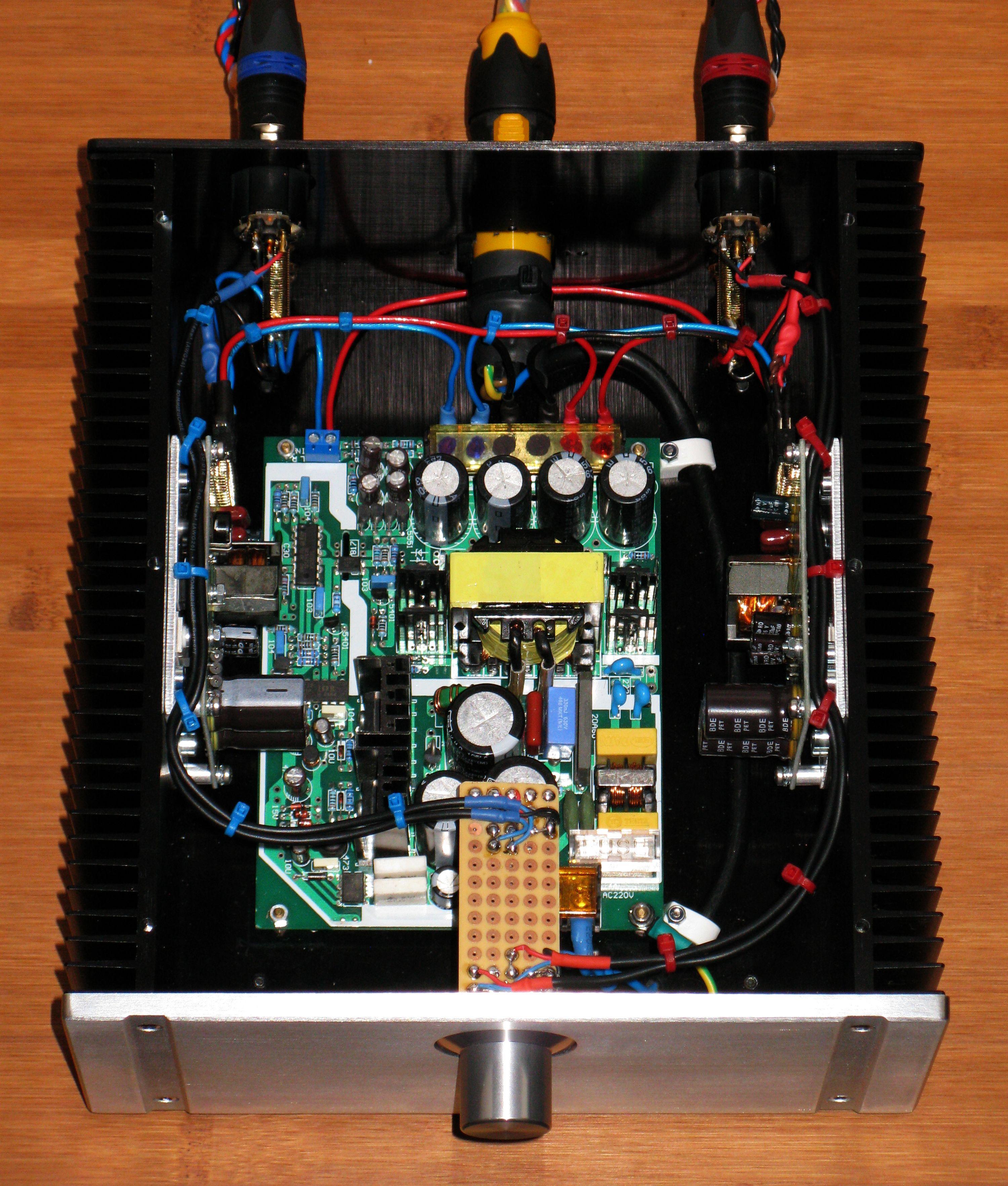 Hypex UcD400-OEM [Archiv] - DIY-HIFI-Forum