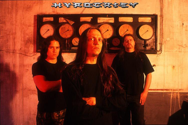 Hypocrisy - Discography (1992-2013)