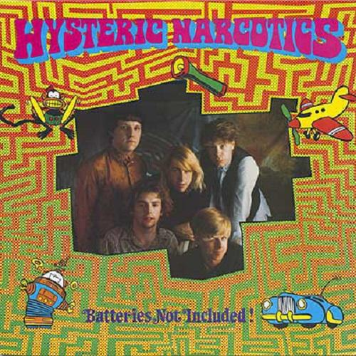 Hysteric Narcotics – Batteries Not Included (1986)