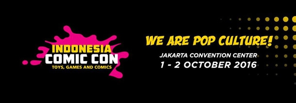 XM Studios : Coverage ICC 2016 - Indonesia Comic Con (October 01-02) Icc2016new27um3