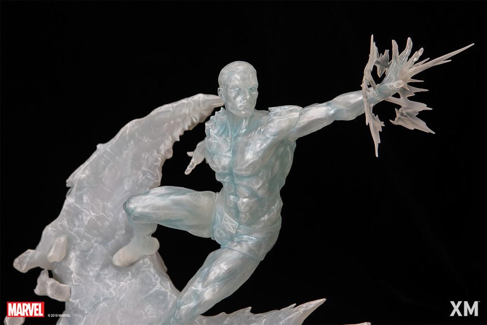 Premium Collectibles : Iceman** Iceman001pdj1n