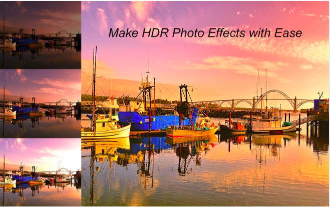 iFoto HDR 2.2-Mac OS X