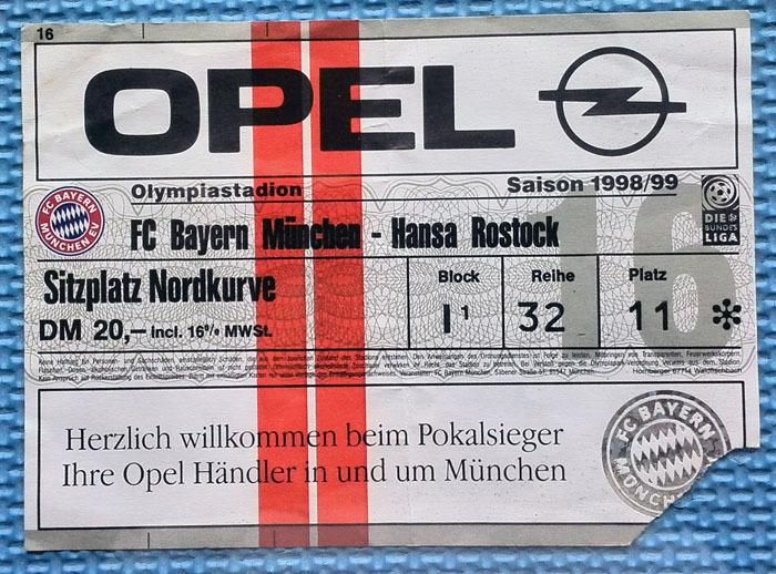 Hansa rostock ticket gutschein