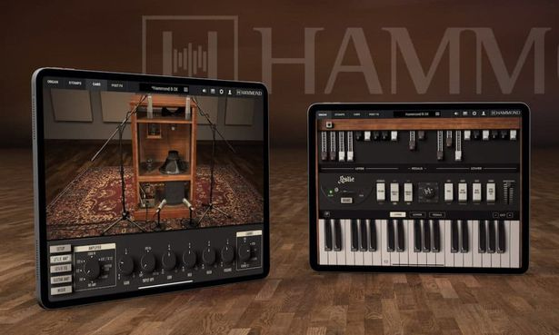 IK Multimedia Hammond B-3X v1.3.0