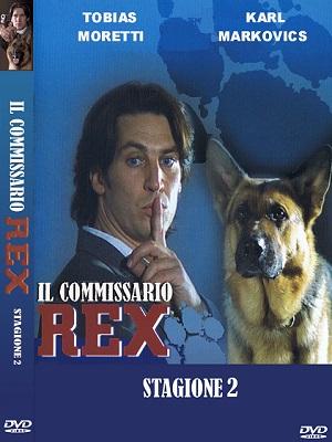 Il Commissario Rex - Stagione 2 (1996) (Completa) DVB ITA MP3 Avi