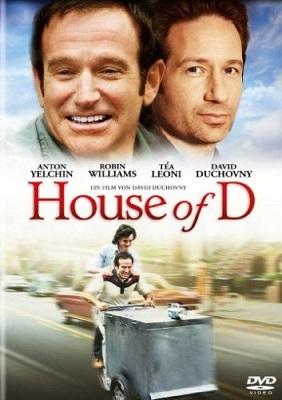 House of D - Il Mio Amico Speciale (2004) DDTRip ITA AC3 Avi