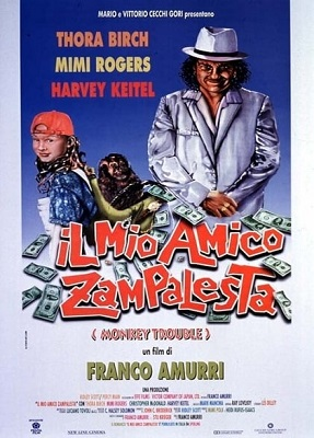 Il Mio Amico Zampalesta (1994) DVDRip ITA ENG MP3 Avi