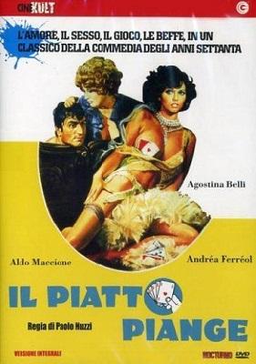Il Piatto Piange (1974) HDTV 720P ITA AC3 x264 mkv